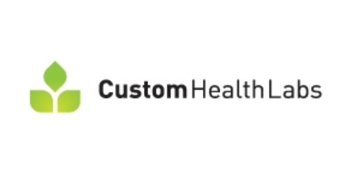Custom Health Labs Coupon and Promo codes