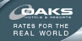 Oaks Hotels and Resorts Coupon and Promo codes