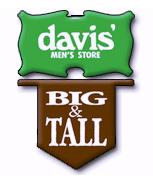 Davisbigandtall Coupon and Promo codes