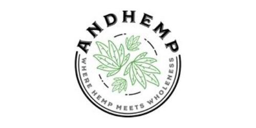 AndHemp Coupon and Promo codes