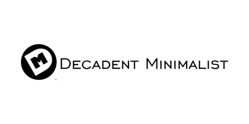 Decadent Minimalist Coupon and Promo codes