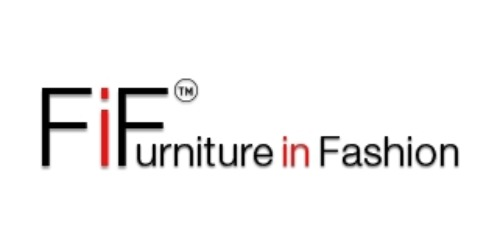 Furniture In Fashion Coupon and Promo codes