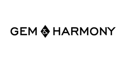 Gem and Harmony Coupon and Promo codes